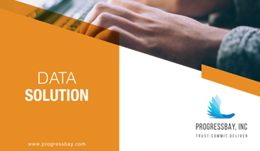Progressbay data solution
